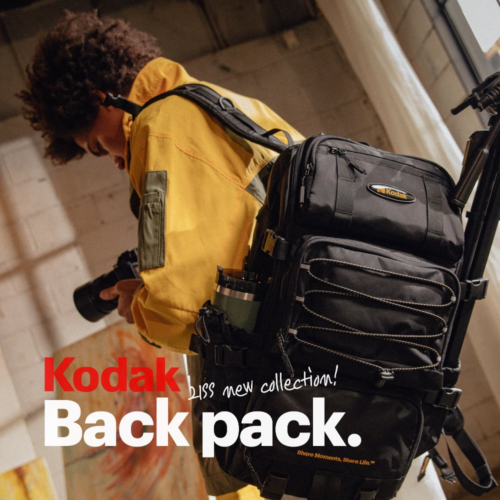 21SS KODAK BACK PACK COLLECTION
